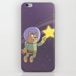 Star Shine iPhone Skin