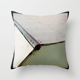 Coping Throw Pillow