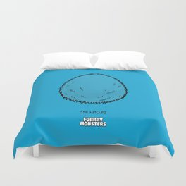 Blue Egg Duvet Cover