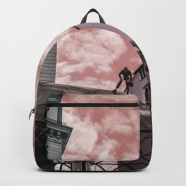 Battle for cleanliness Backpack
