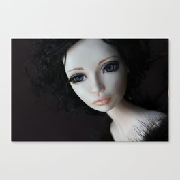 Once Upon A Doll Canvas Print