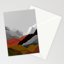 Beautiful Mountains 7 Stationery Cards