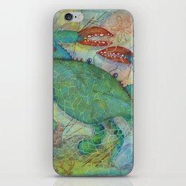 Crustacean Crazy iPhone Skin