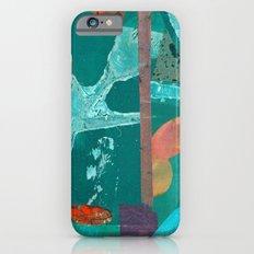 Turquoise Repeat iPhone 6s Slim Case
