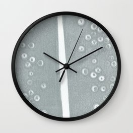 dots 3 Wall Clock
