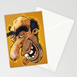 Weird-Ass Face #3 Stationery Cards