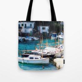 Espana Harbour Tote Bag