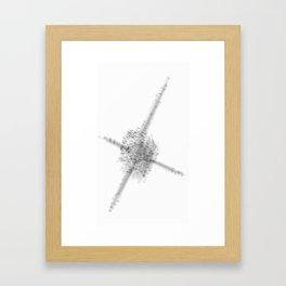 Sthisthere Framed Art Print