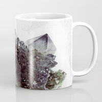 mineral Mugs featuring Mineral by .eg.