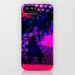 Bullet Trails iPhone Case