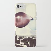 skyline iPhone & iPod Cases featuring Skyline by maybesparrowphotography