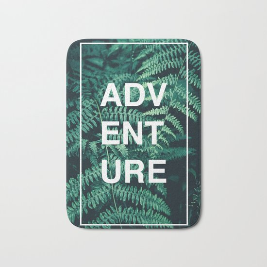 Adventure (Ferns) Bath Mat