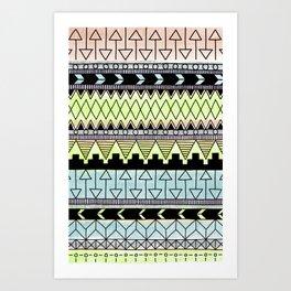 Danae Art Print