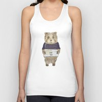 i like you Tank Tops featuring i like you by bri.buckley