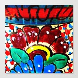 *SUNFLOWER TALAVERA* Canvas Print