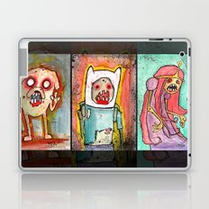Finn the Zombie Laptop & iPad Skin