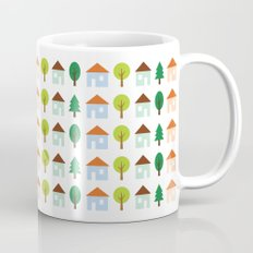 The Essential Patterns of Childhood - Home Mug