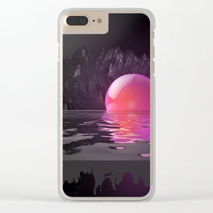 SANCTA Clear iPhone Case