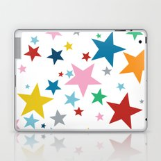 Stars Small Laptop & iPad Skin