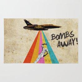 Bombs away! Rug
