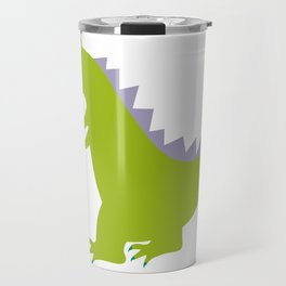like Godzilla Travel Mug