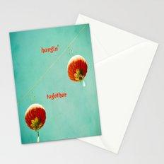 Hangin' Together Stationery Cards