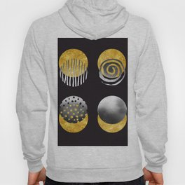 The Fifth Element. Abstract Art. Hoody
