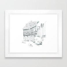 Stralsund Framed Art Print