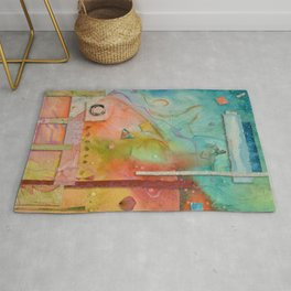 Outer World Rug