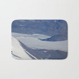 Antarctic Rock Formation Bath Mat