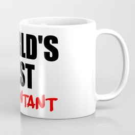 worlds best accountant Coffee Mug
