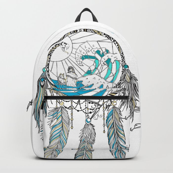 Dream Catcher Backpack