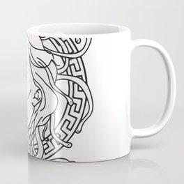 Annie Medusa Coffee Mug