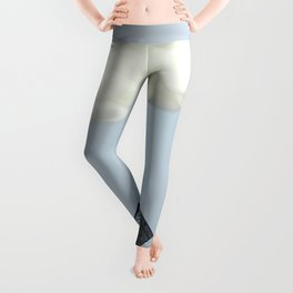 A cloud over the house Leggings