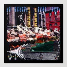 Culture Clash #23 Canvas Print
