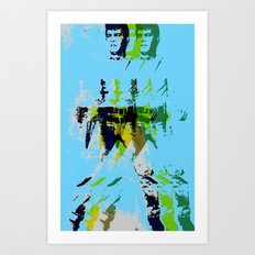 FPJ rhythm and blues Art Print