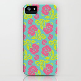 Chinese Pattern iPhone Case