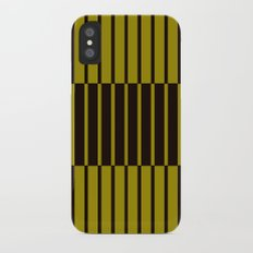 Quagga Zebras Play Piano Duet Slim Case iPhone X