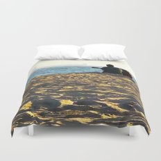 Play Us A Song Duvet Cover