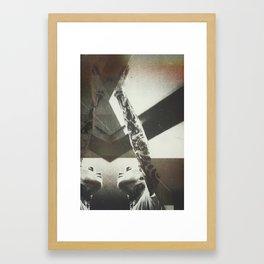 jacob bannon Framed Art Print