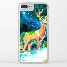 The Forest Lord Clear iPhone Case