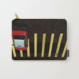 Inverted Taxi Carry-All Pouch