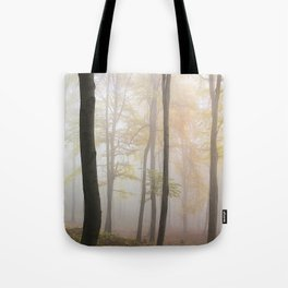 Forest ladscape Tote Bag