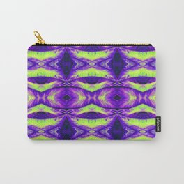 Neon Hypno Carry-All Pouch