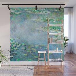 Monet Water Lilies / Nymphéas 1906 Wall Mural
