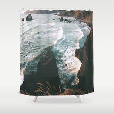 Oregon Coast IV Shower Curtain