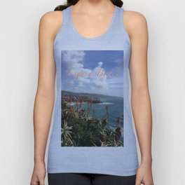 Laguna Beach Dreams Unisex Tank Top