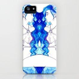 Water Bearer iPhone Case