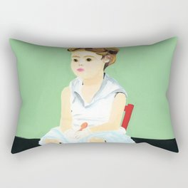 Song of ice cream Rectangular Pillow