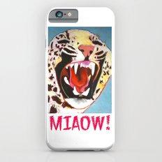 Big Cat Miaow! iPhone 6s Slim Case